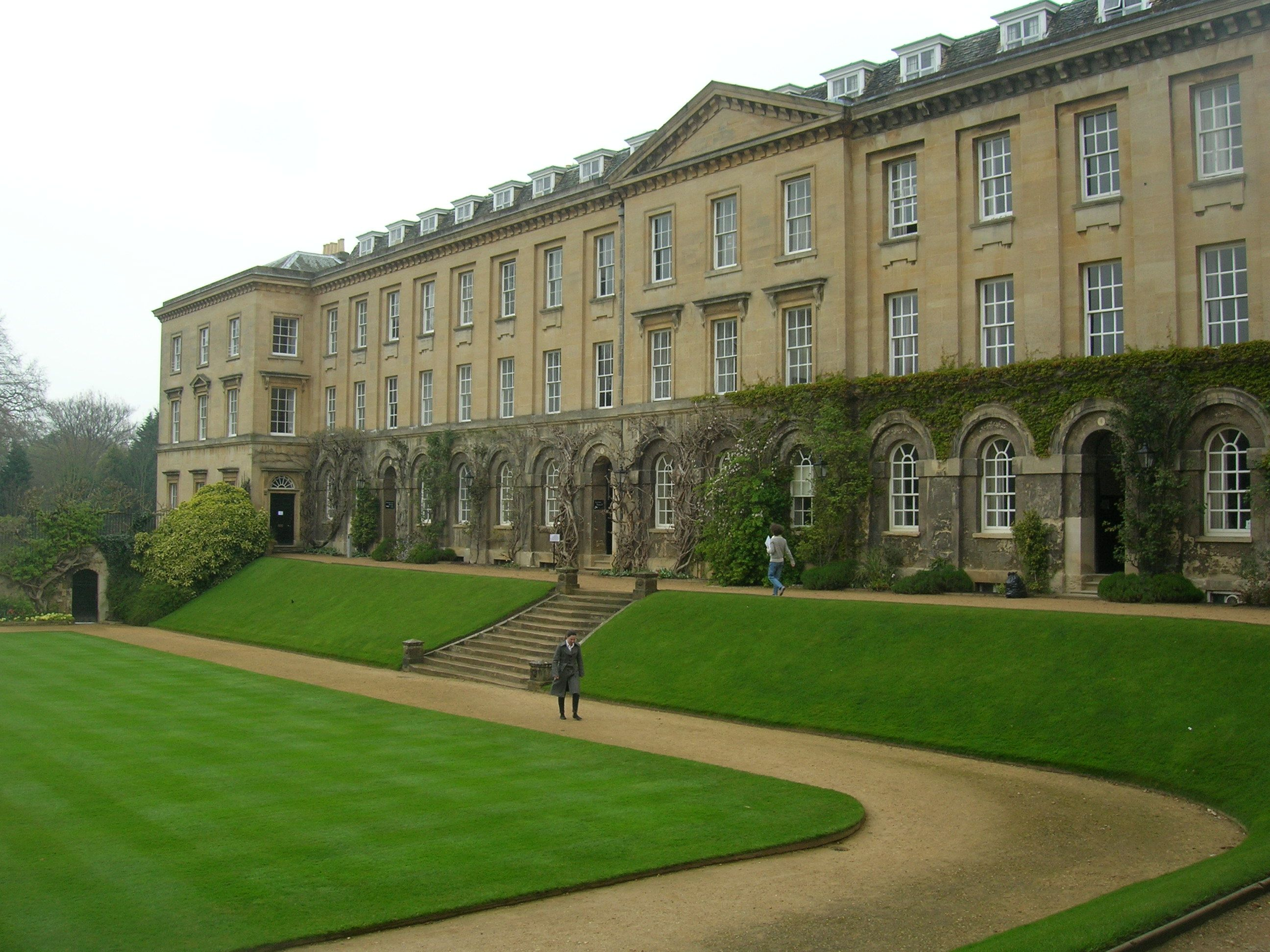 Worcester College At Oxford University I Miss Having Old Testament Hereand