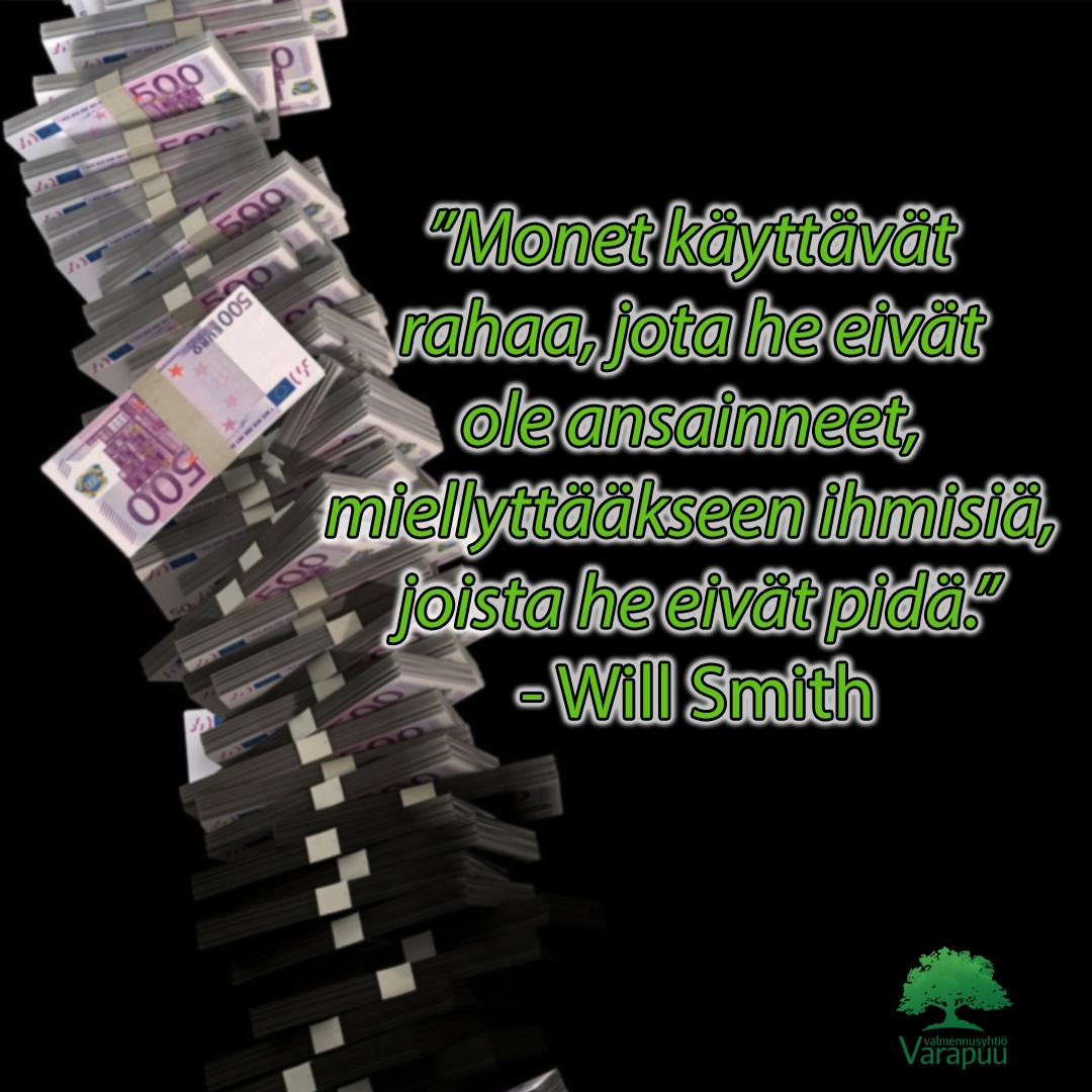 Se on kuin laittaisi rahaa pankkiin? #EiAivan #muttamelkein