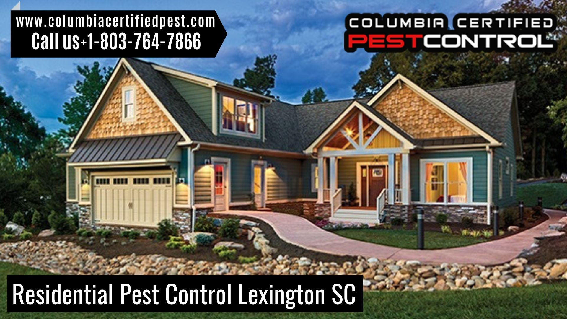 Home Pest Control Columbia Sc With Images Pest Control House Plans Termites