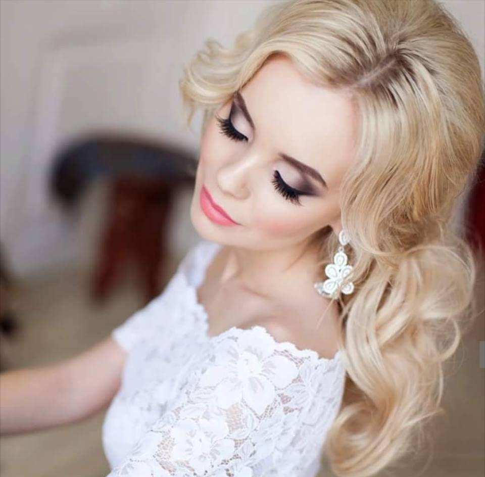 Makijaz Wedding Hairstyles Flower Girl Dresses Wedding Dresses