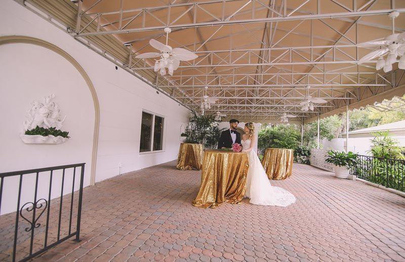 Wedding Inspiration at Maison and Jardin, Photo: Daylin Lavoy ...