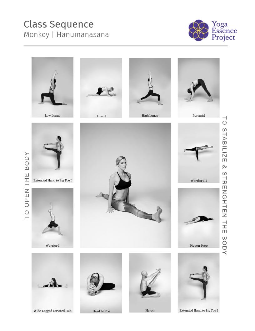 ASANAS, The Beauty of Yoga  Yoga sequences, Yoga class plan, Yoga