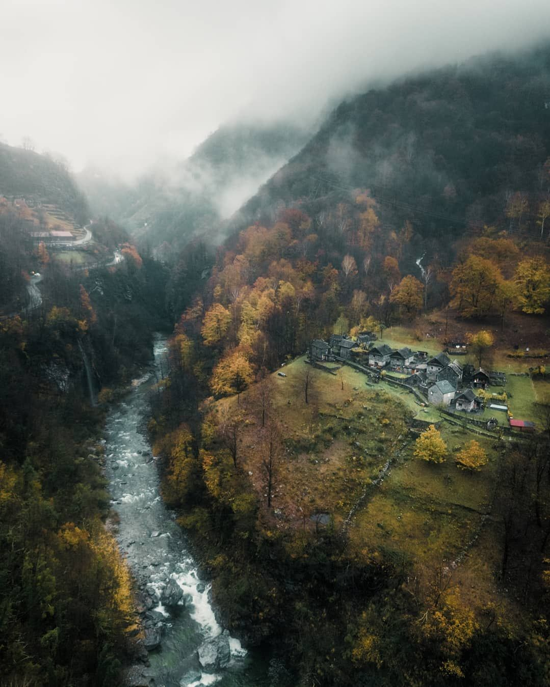German Landscape Photographer On Instagram I Ve Never Seen So Many Cozy Villages Like In This Area Sorry I Can T Tell You The Name From This Village