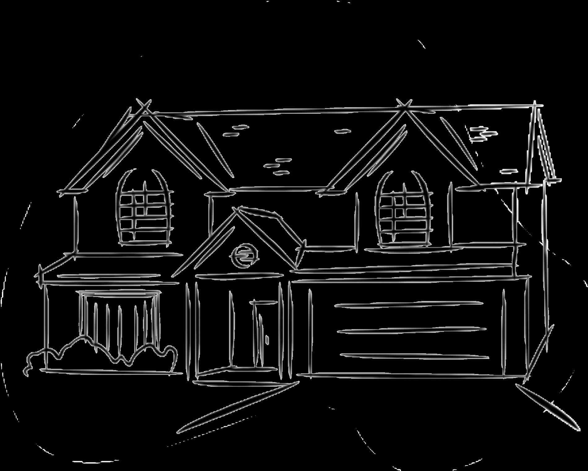 Outline Design Nyfarmsinfo Black U Modern Black House Drawing Outline U Modern Clipart Georgian Clipart Ho House Sketch Dream House Sketch Simple House Drawing