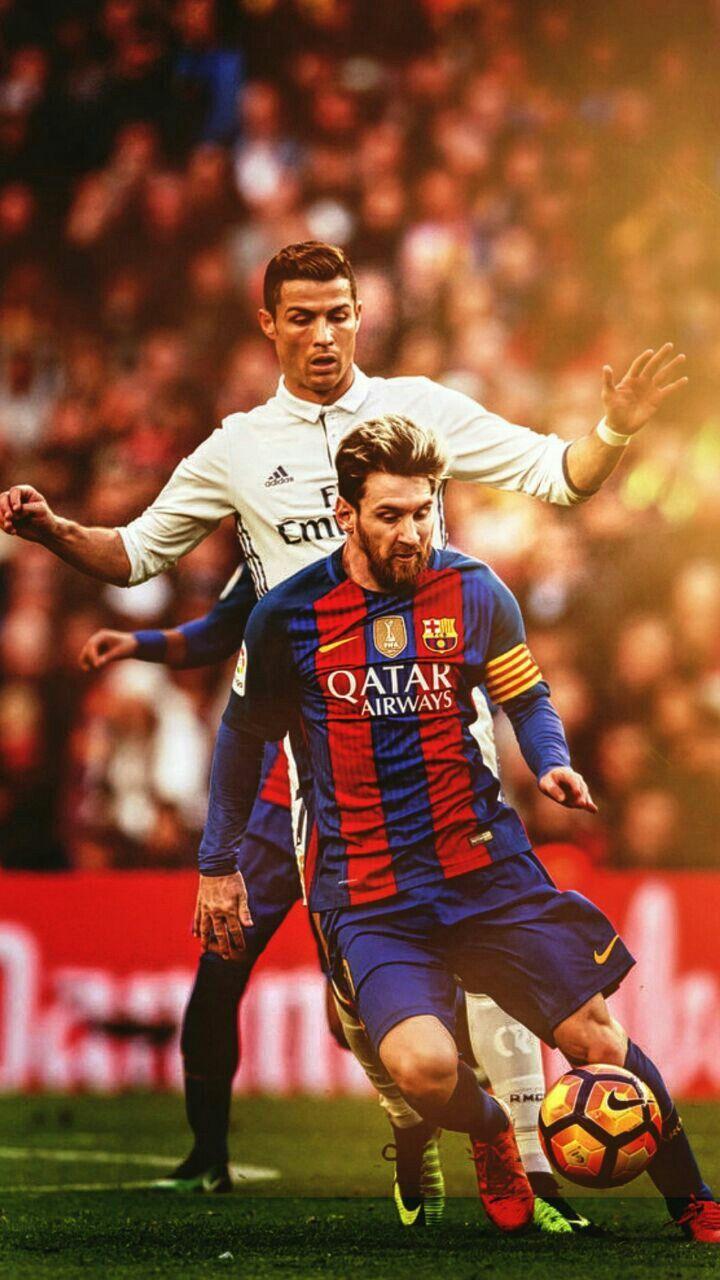 Messi E Ronaldo Melhores Jogadores De Futebol Jogadores De Futebol Futebol Mundial