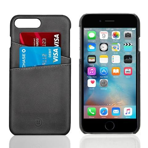 Minisuit Slim Business Style Leather Wallet Hard Case Cover for iPhone 7 Plus