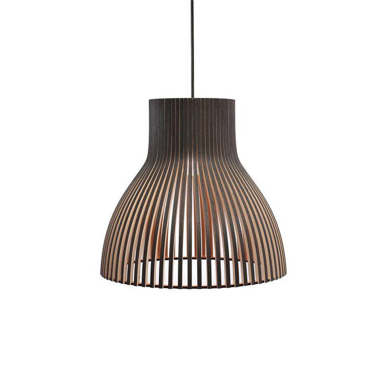 Uitgelezene Lamp hout / houten Lamp schaduw / lightov design / tegenhanger DW-94