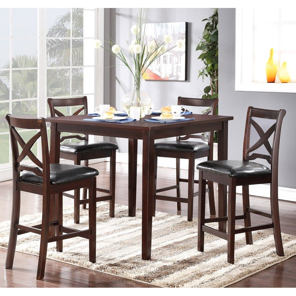 Kitchen table with bench seating and chairs  Milo Collection Piece Dining Room Set  Decorating Ideas
