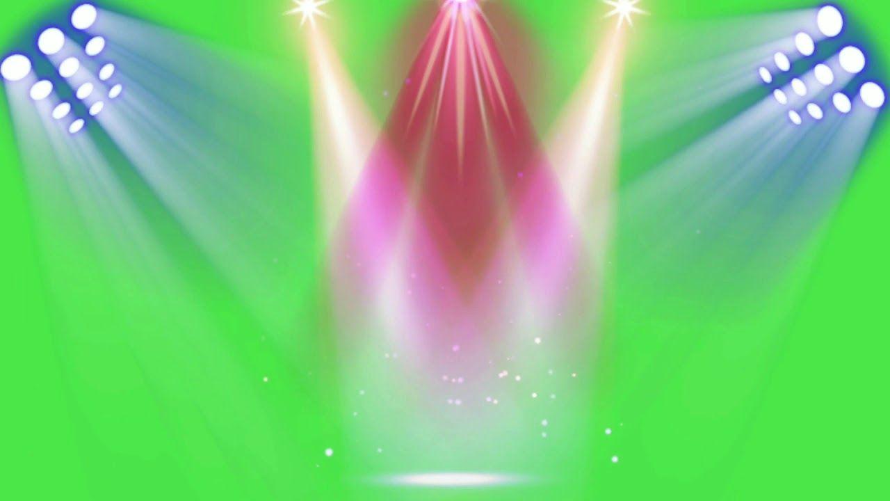 Dj Light Green Screen Effect Animation L Light Background Effect Hd Green Screen Video Backgrounds Light Background Images Green Background Video
