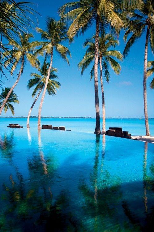 Endheri Pool Shangri Las Villingili Resort Spa Maldives Places To Visit Before You Die
