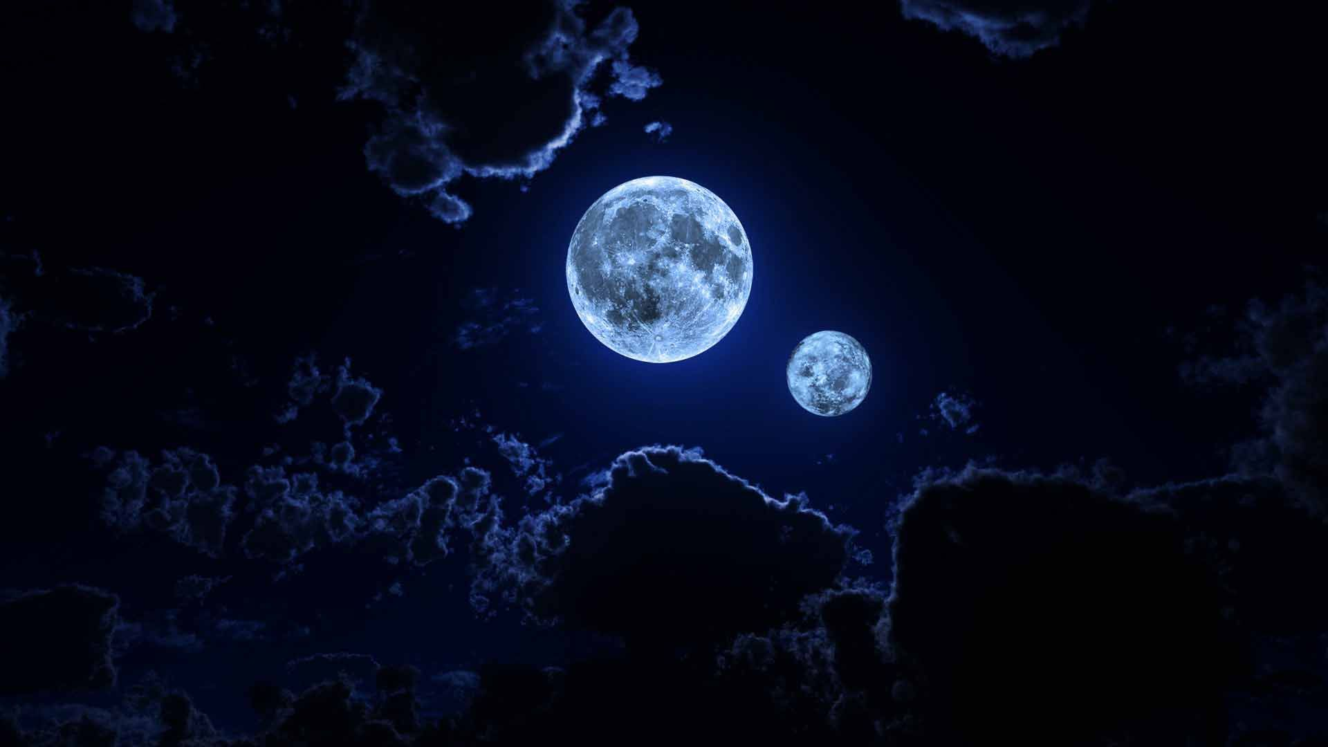 Amazing Night Sky Wallpaper #6770172