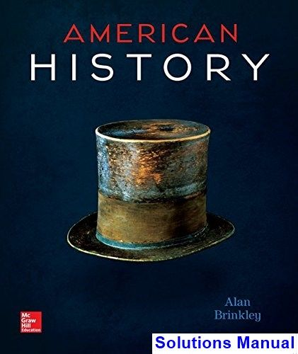 American history connecting with the past 15th edition alan brinkley american history connecting with the past 15th edition alan brinkley solutions manual test bank fandeluxe Images