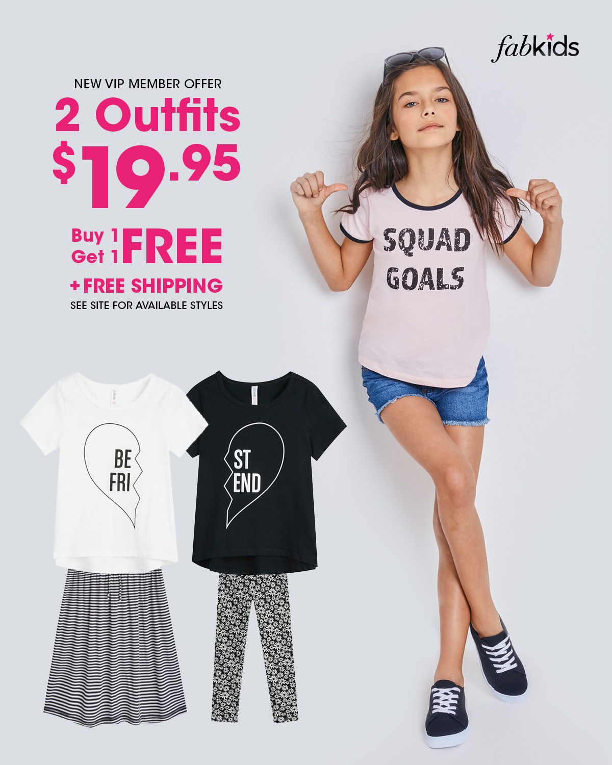 0eadd6d7 New Outfits are in! Get super cute styles for girls and boys at ...