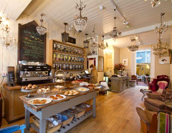 Le Chandelier In East Dulwich London If Coffee Isn T On