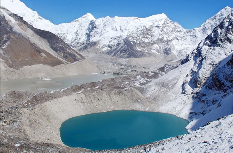 Climate Change triggered Dramatic Growth Of Glacial Lakes