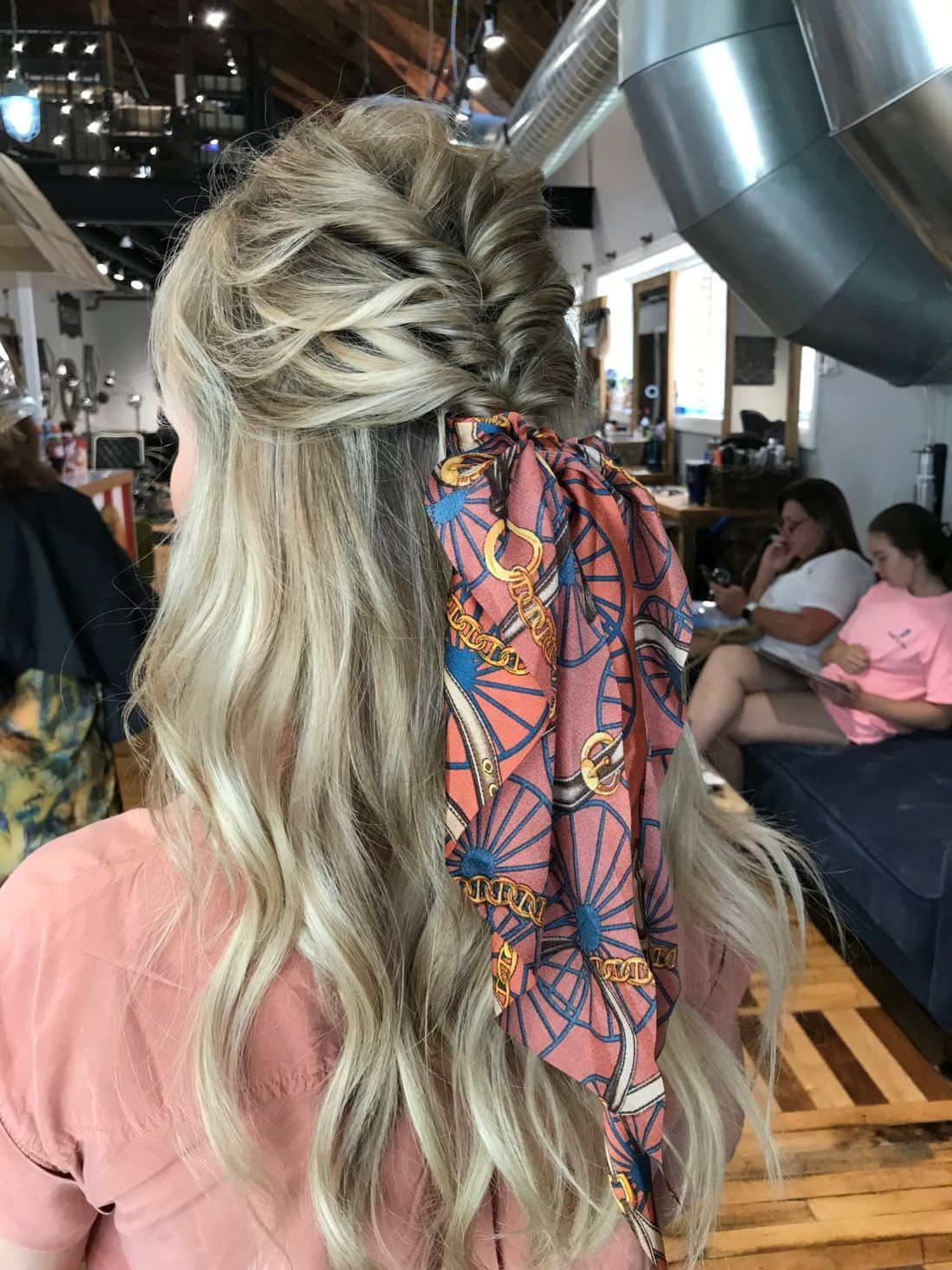 Cute Easy Hairstyle For Any Hair Length A Cup Full Of Sass In 2020 Hair Lengths Easy Hairstyles Hair Styles
