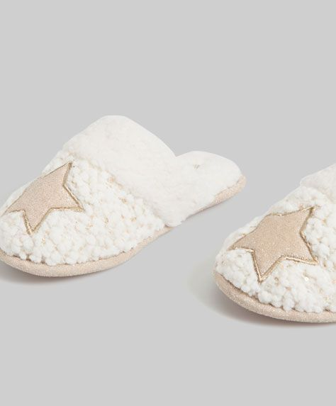 Shearling slippers, Comfy slippers