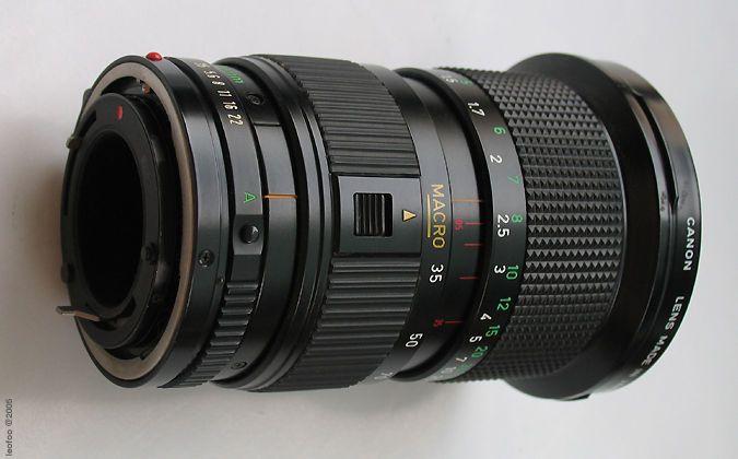 Canon Fd Zoom 35 105mm And 50 135mm Canon Samsung Gear Fit Fujifilm