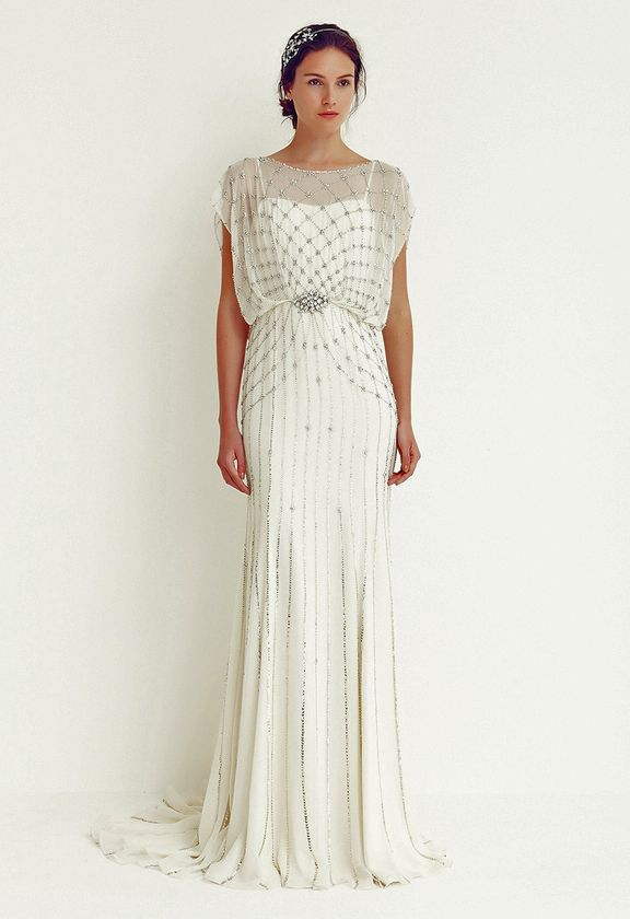 Pin de M Angeles en Vestidos de novia 2 | Pinterest | Jenny packham ...