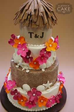 tropical wedding cake images tropical themed wedding cake cake let them eat cake 21277
