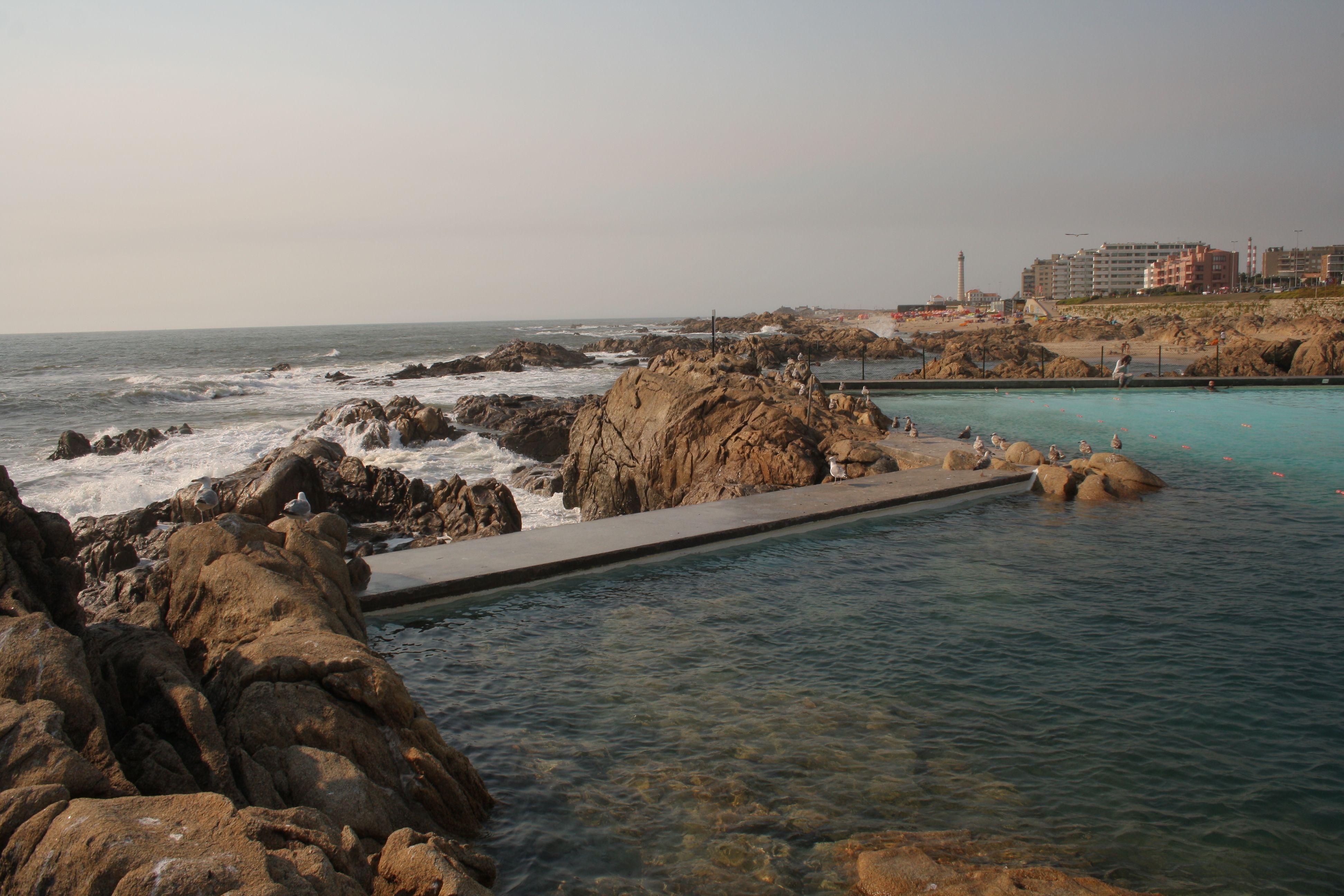 Leca Swimming Pool By Alvaro Siza 3888 2592 Architecture Interior Pinterest Swimming