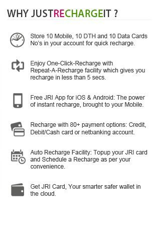 Prepaid Mobile, DTH Recharge & Top Up Airtel, Idea,Reliance,Vodafone