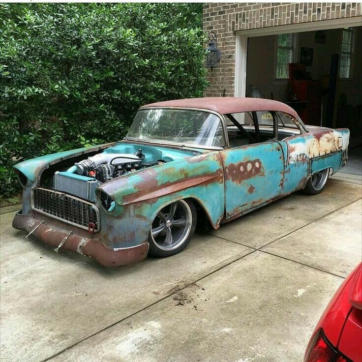 Sweet Rat Rod Hot Rods Pinterest Classic Cars Cars And Chevy