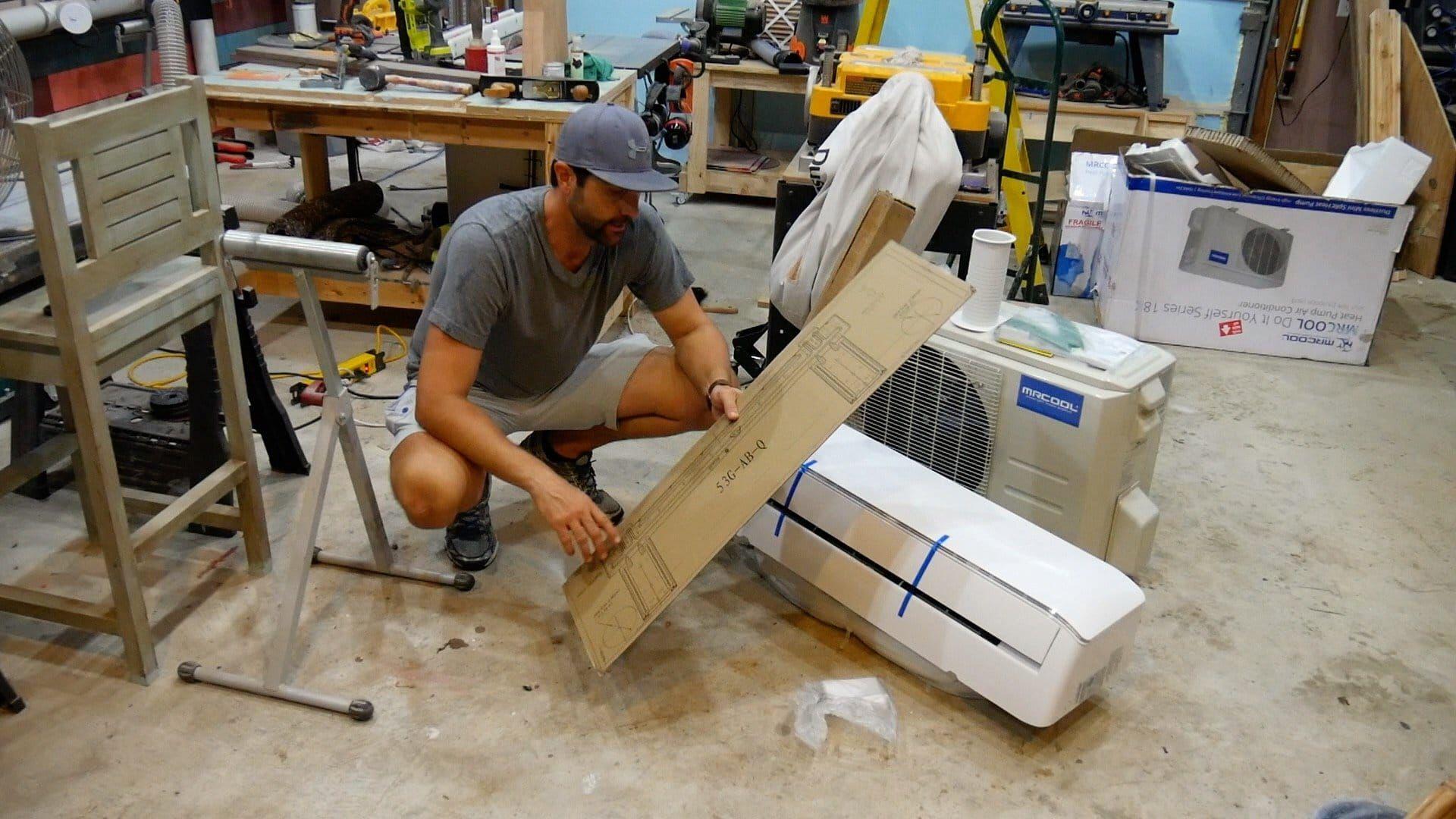 DIY Mini Split Installation Air conditioning