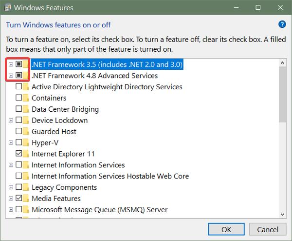 Errors Pc Repair Net Framework Change Control