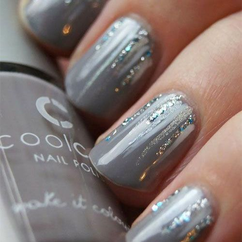 Best Winter Nails for 2017 - 67 Trending Winter Nail Designs - Best Nail  Art | Trending Nail Designs | Pinterest | Winter nails, Winter nail art and  ... - Best Winter Nails For 2017 - 67 Trending Winter Nail Designs - Best