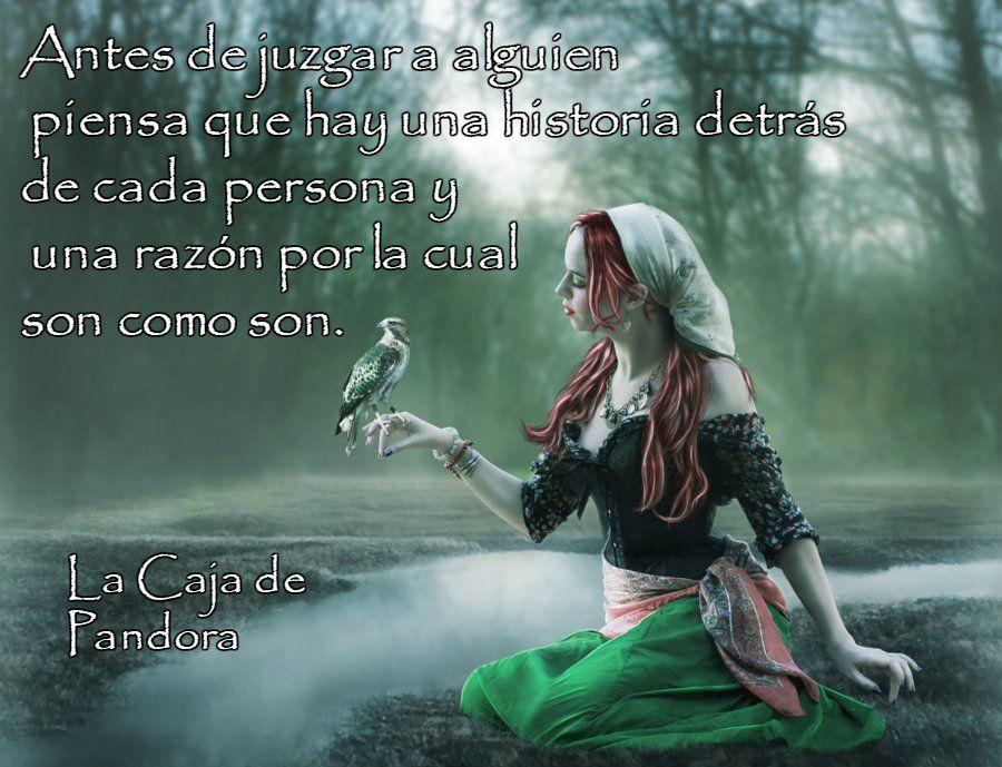 Frases La Caja De Pandora Movie Posters Spiritual Messages Y