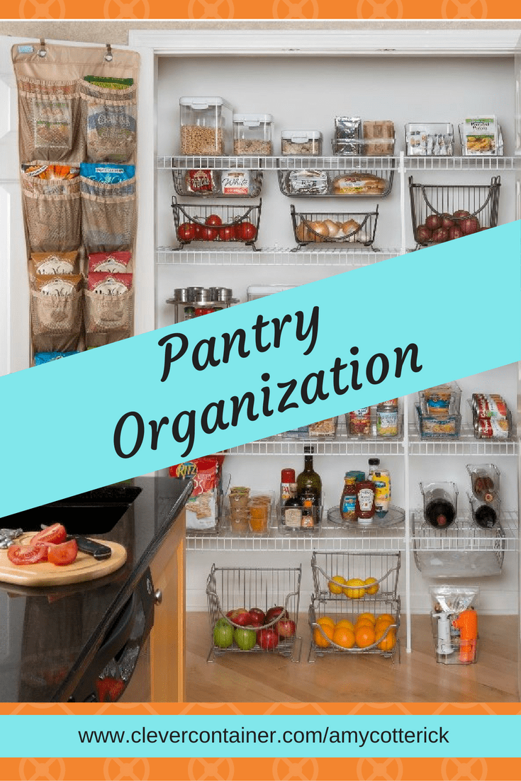 Clever Organizing with Amy | Clever, Organizations and Organizing