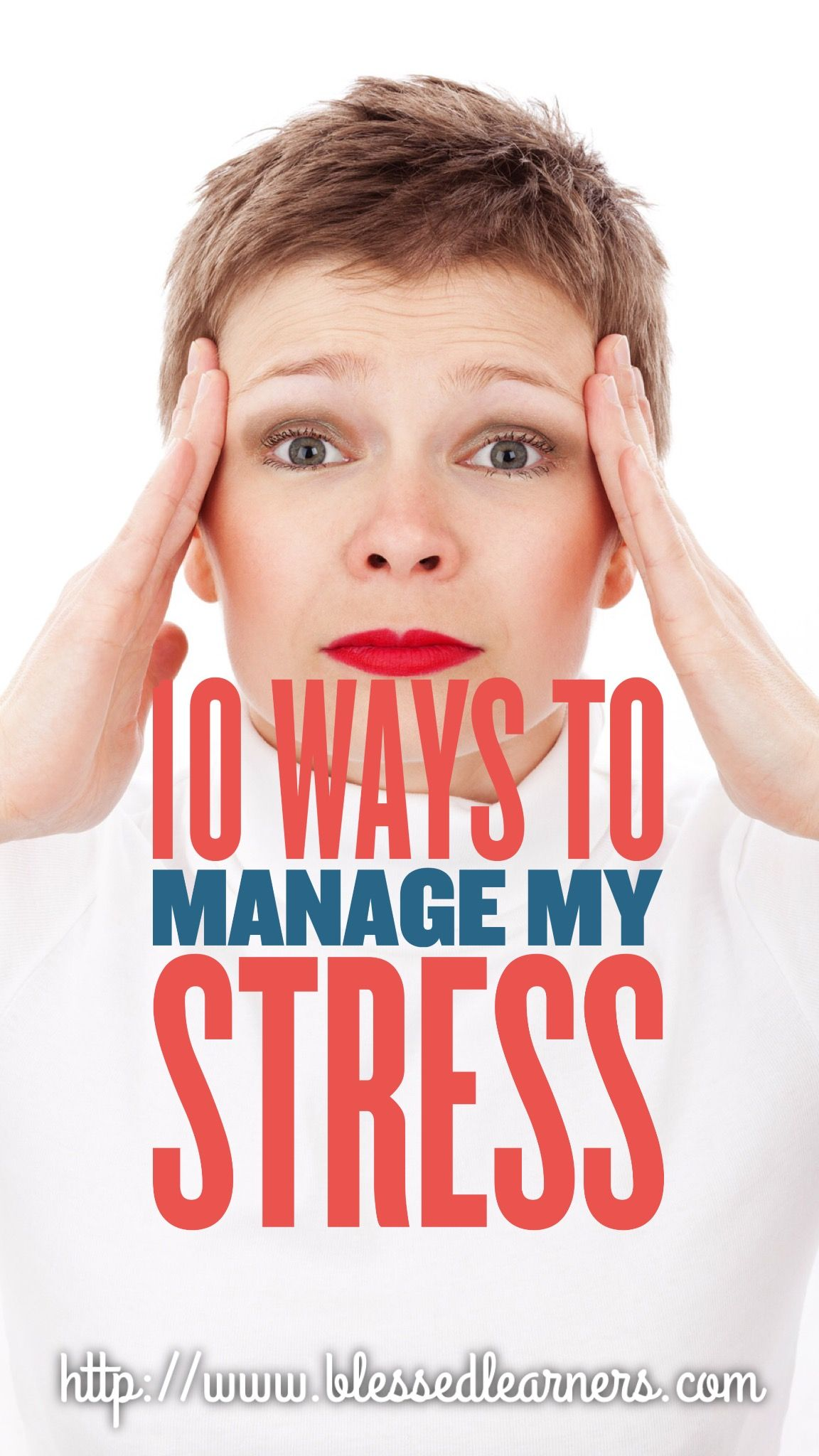 Getting stressful is something common in the modern world, but we need to be able to manage stress. Stress can be harmful when we cannot manage.