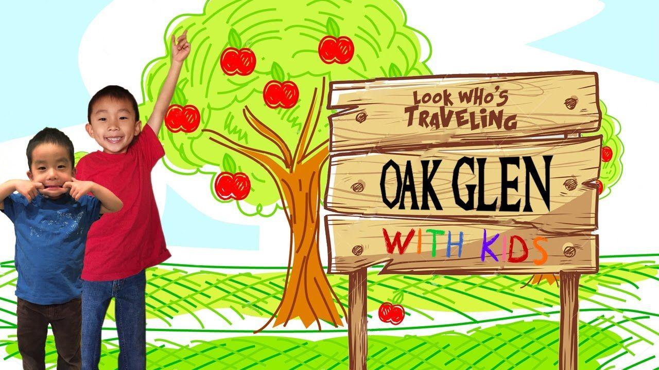 Oak Glen with Kids (Apple Picking/Pressing at Riley's Farm & Los Rios Ra...