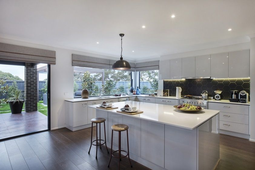Porter Davis Homes House Design Charlton Interior Design Kitchen Kitchen Layout Kitchen Style