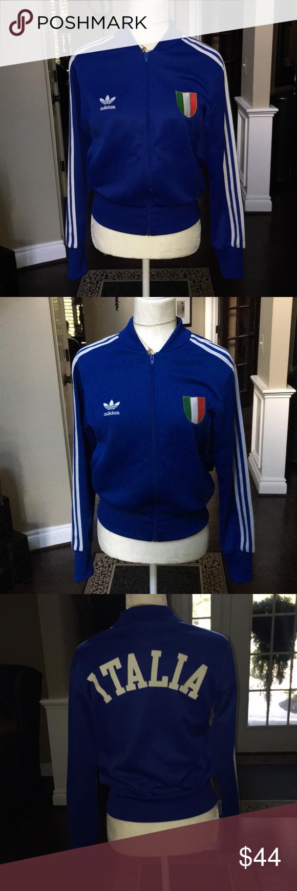 adidas italian flag