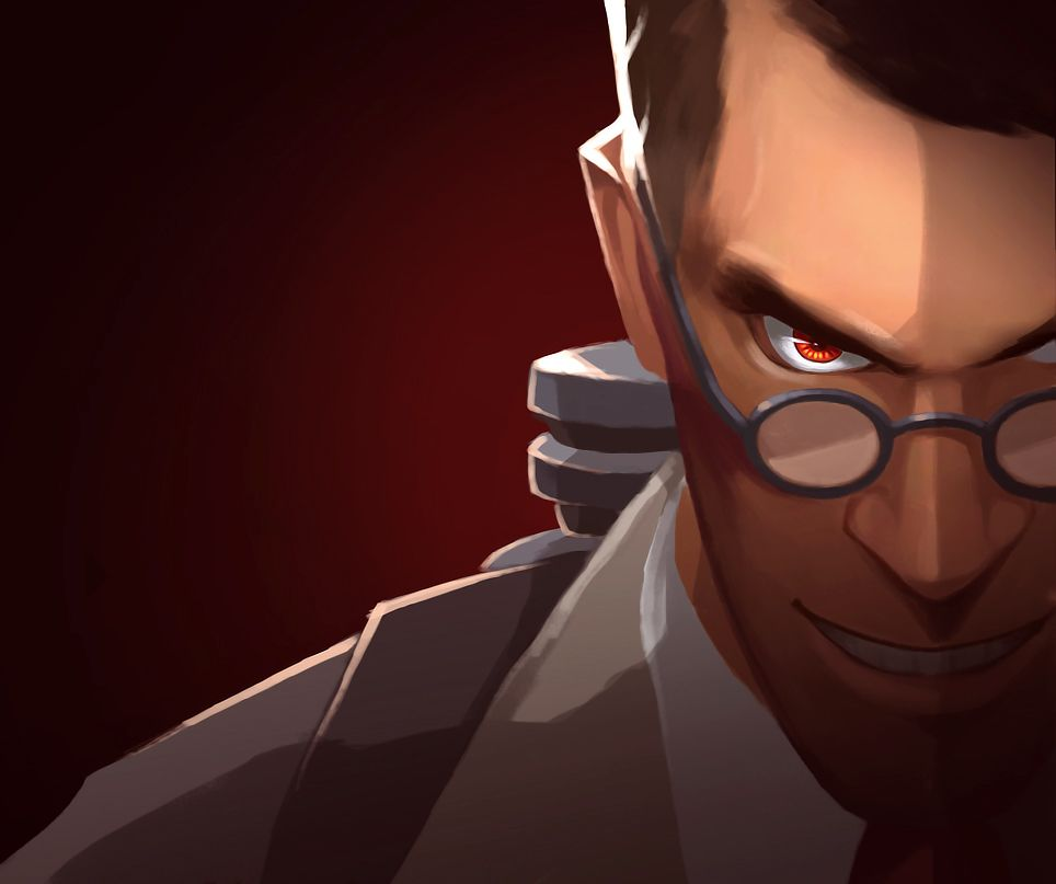 TF2 Medic By ~biggreenpepper On DeviantART