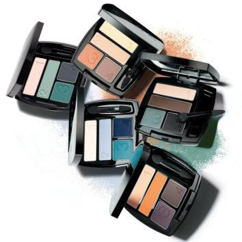 Go Matte!Avon's new matte collection is your newest, wearable trend! It's chic, polished and effortlessly beautiful. Master the matte blue eyeshadow trend for a wearable springtime loo…