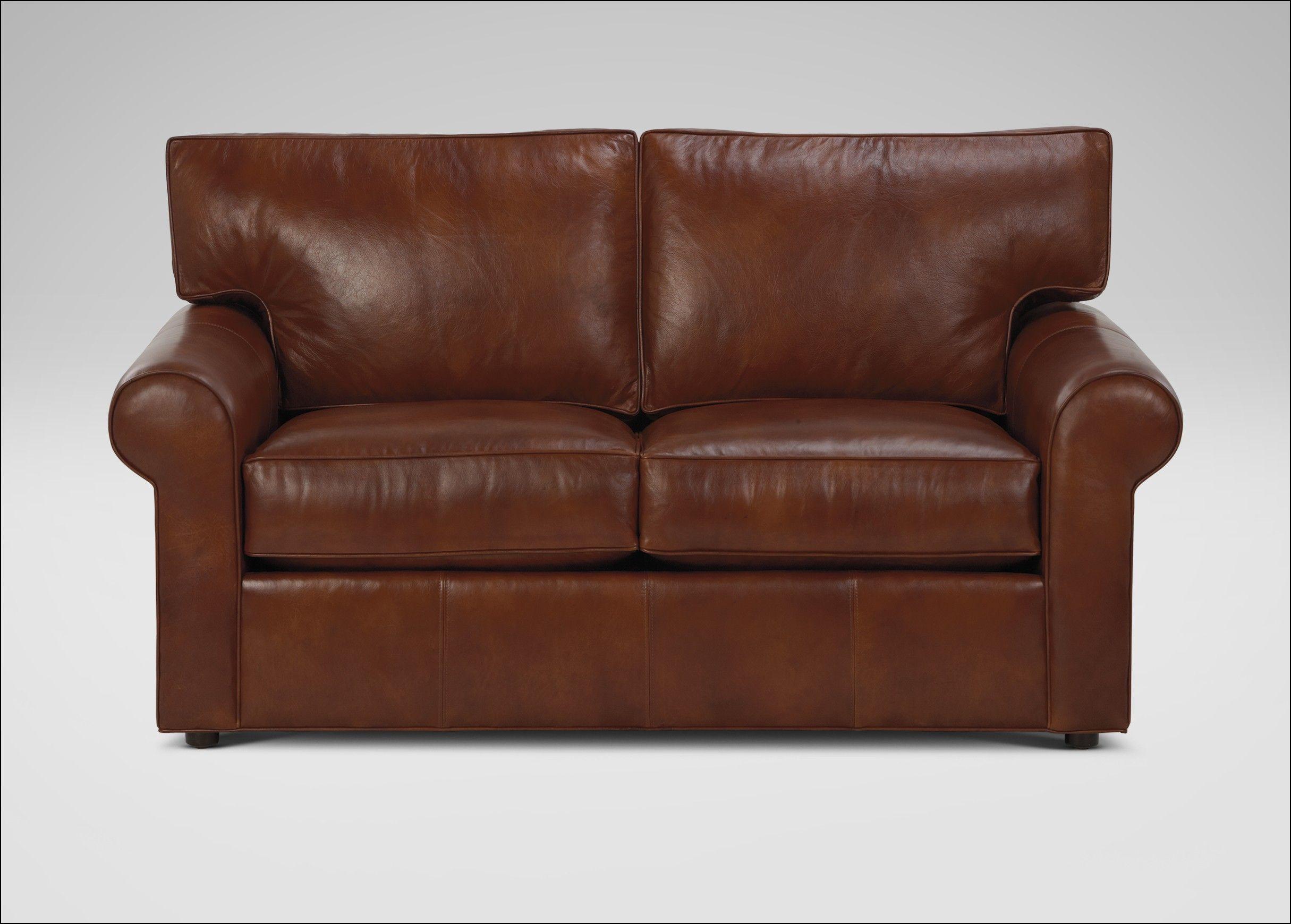 72 Leather Sofa Serta Rta Monaco Collection 72 Inch Brown