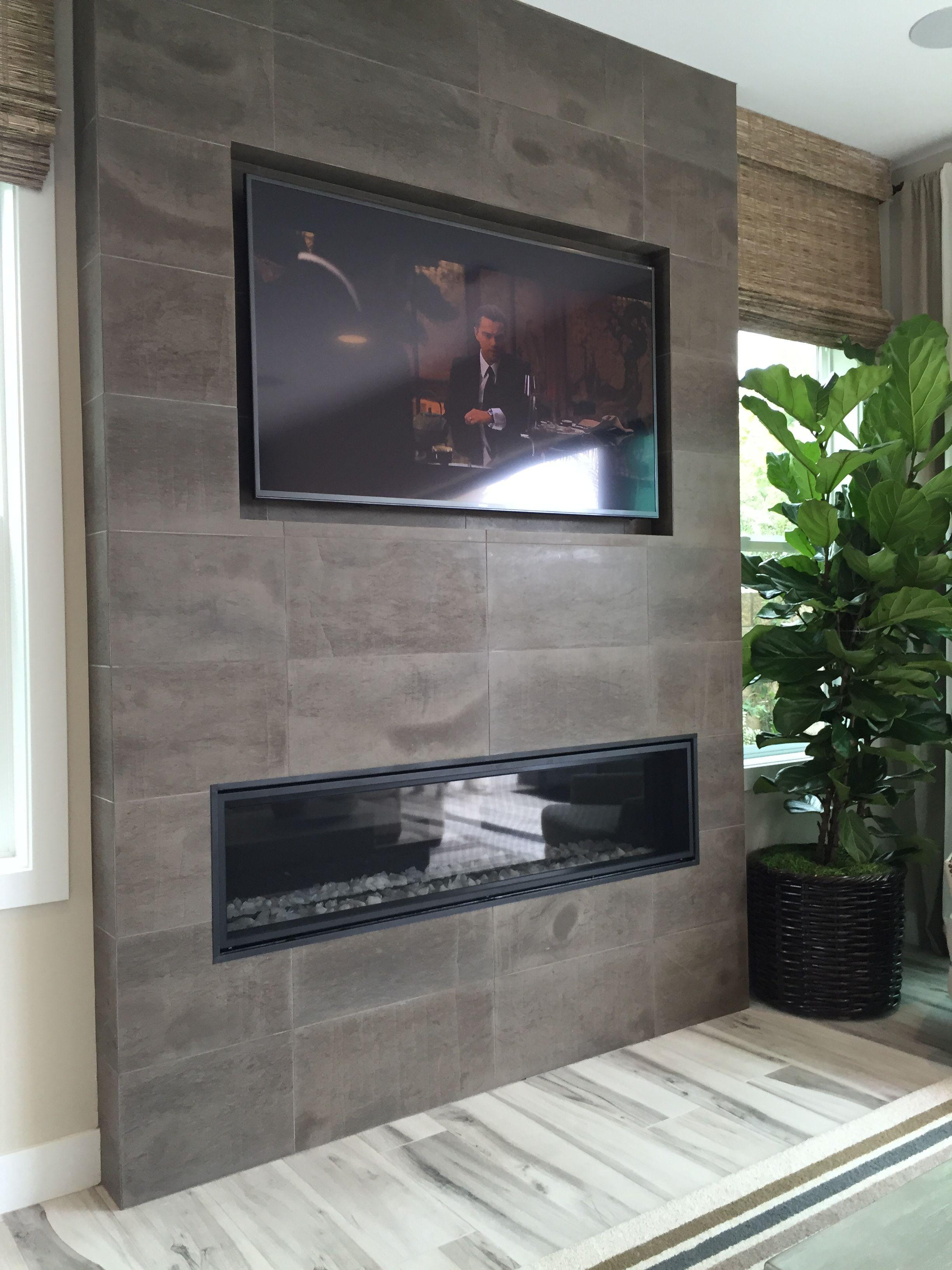 Tiles Design For Living Room Wall: Pin On Living Room TV Wall