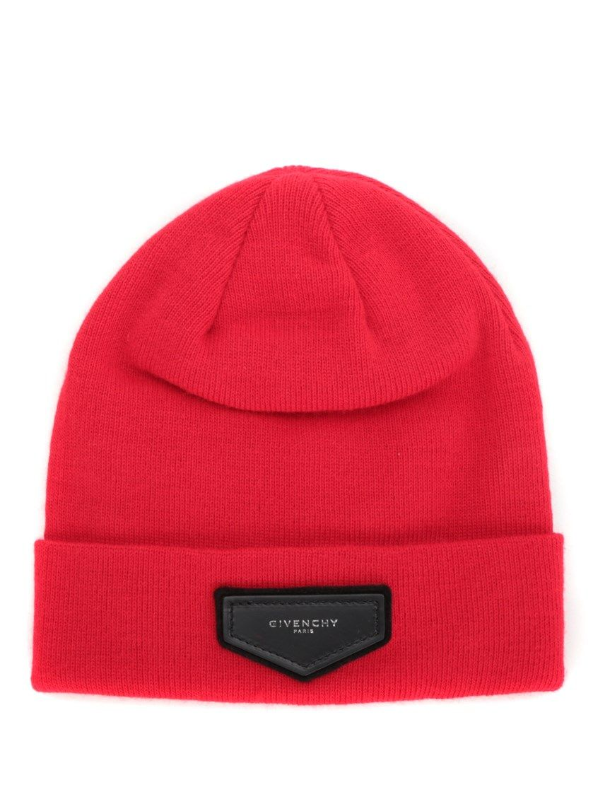 Knitted Beanie hat Givenchy
