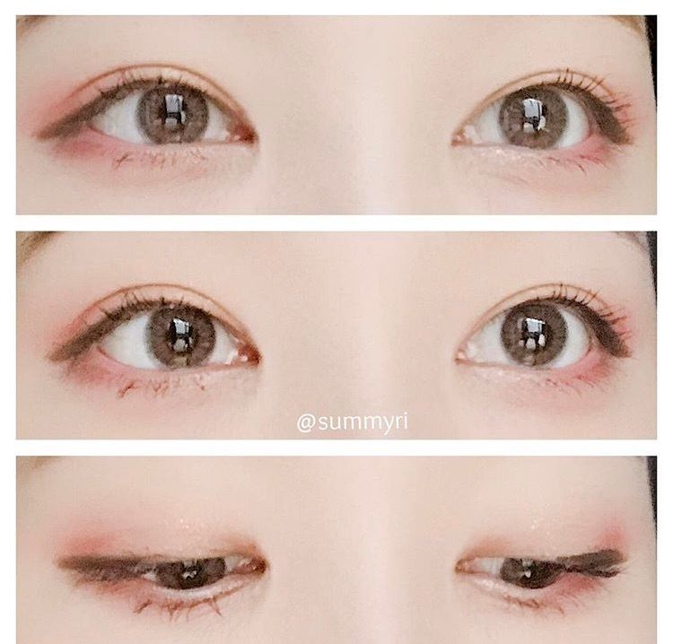 Pin By Iris On Makeup In 2018 Pinterest Simple Eye Makeup