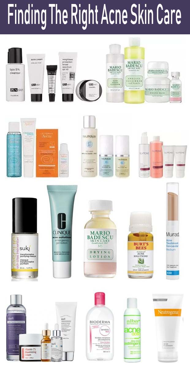 Finding The Right Acne Skin Care Acne Skin Oily Skin Care Skin Care Acne