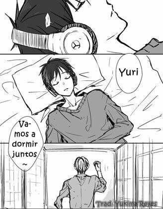 Yuri en busca de eros part1