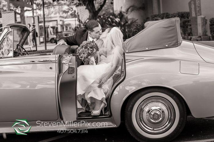 Weddings at the Rosen Plaza Hotel