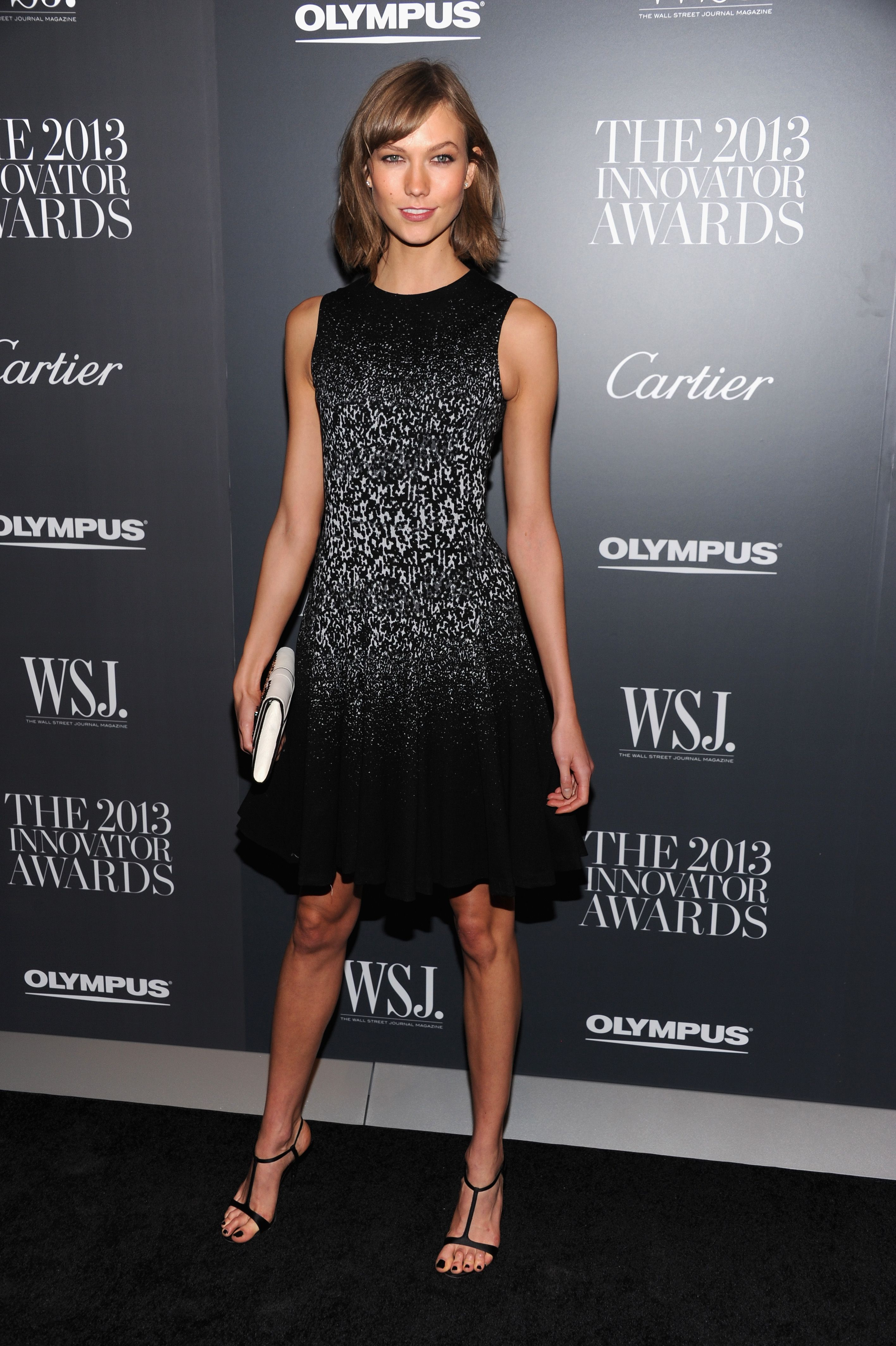 "Karlie Kloss - 2013 WSJ. Magazine's ""Innovator of the Year"" Awards, NYC (Nov. 6)"