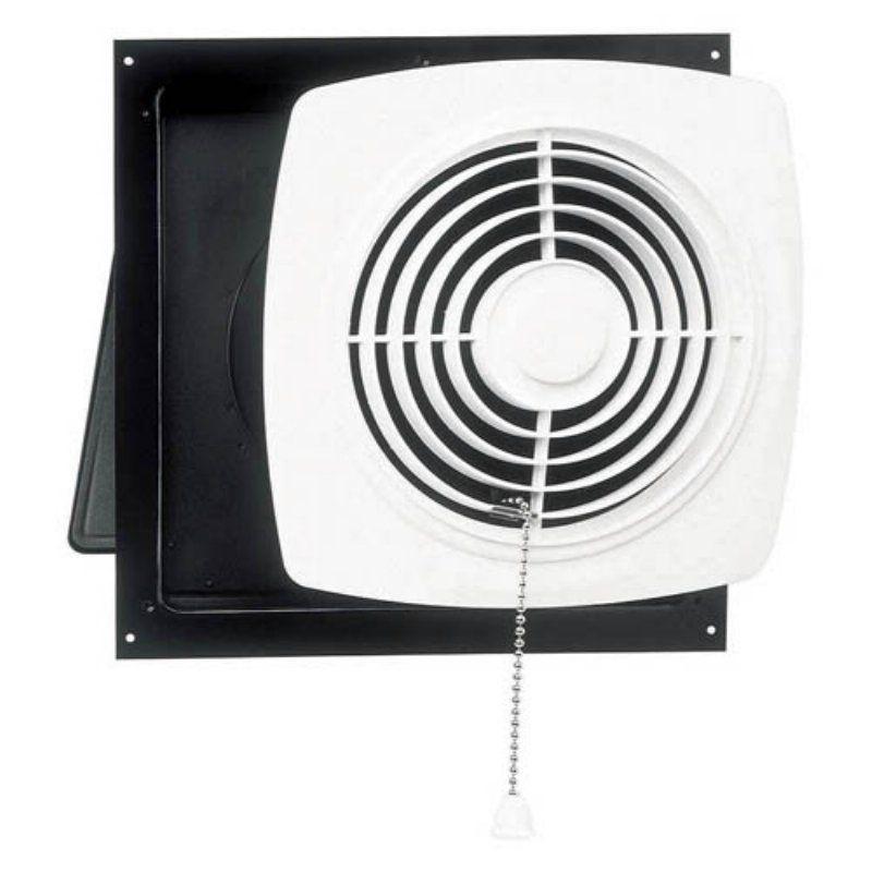 Broan Nutone Chain Operated Wall Mount Utility Fan 506 Bathroom Exhaust Fan Kitchen Exhaust Fan