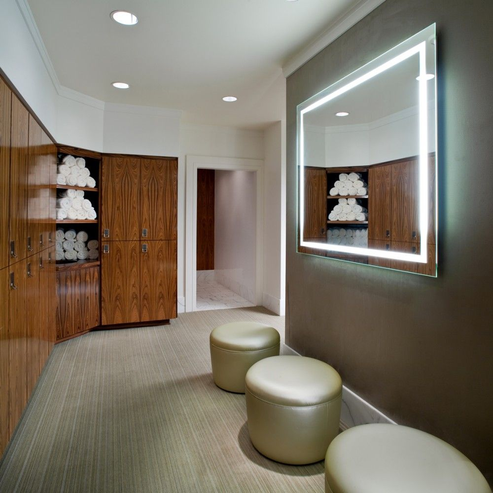 House Ideas Integrity Lighted Mirror Adds Light And Grace To Its