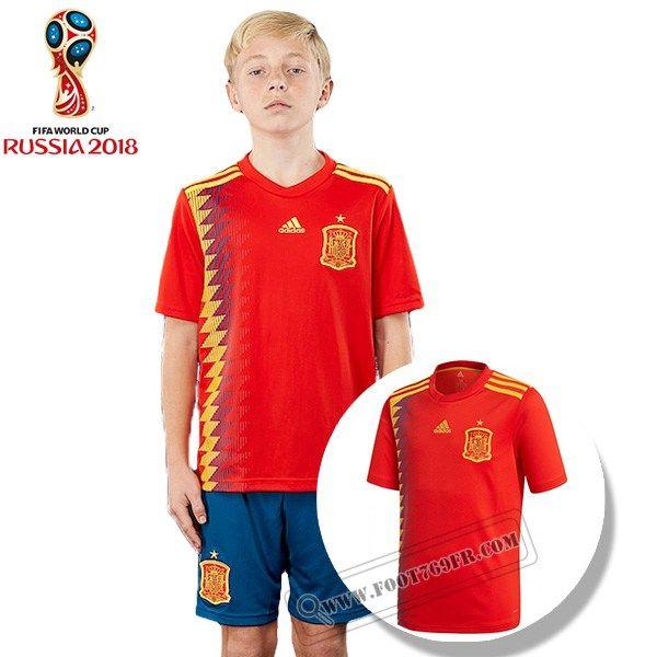 Maillot equipe de Espagne Enfant