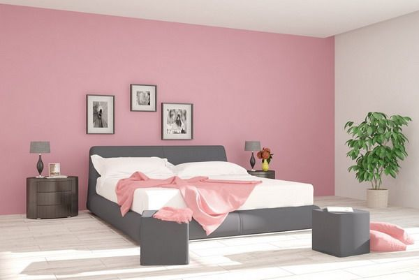 How can the wall design trends for bedroom 2019 look like